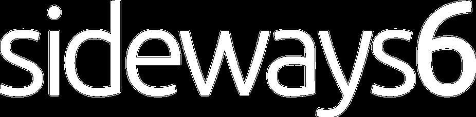 Sideways 6 Logo - White.png